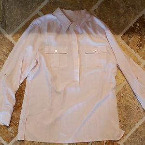 Chico pale pink tunic size 1 or S